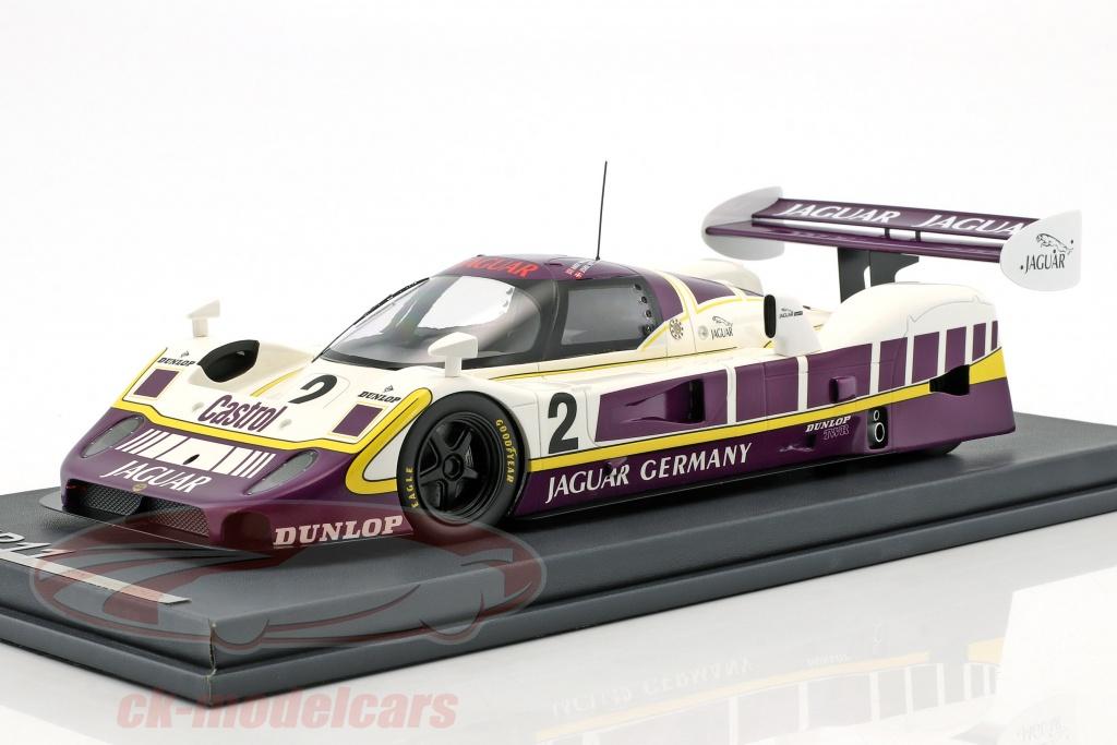 mcw-1-18-jaguar-xjr11-no2-5-480km-nuerburgring-1989-walace-nielsen-avec-vitrine-11894n2/