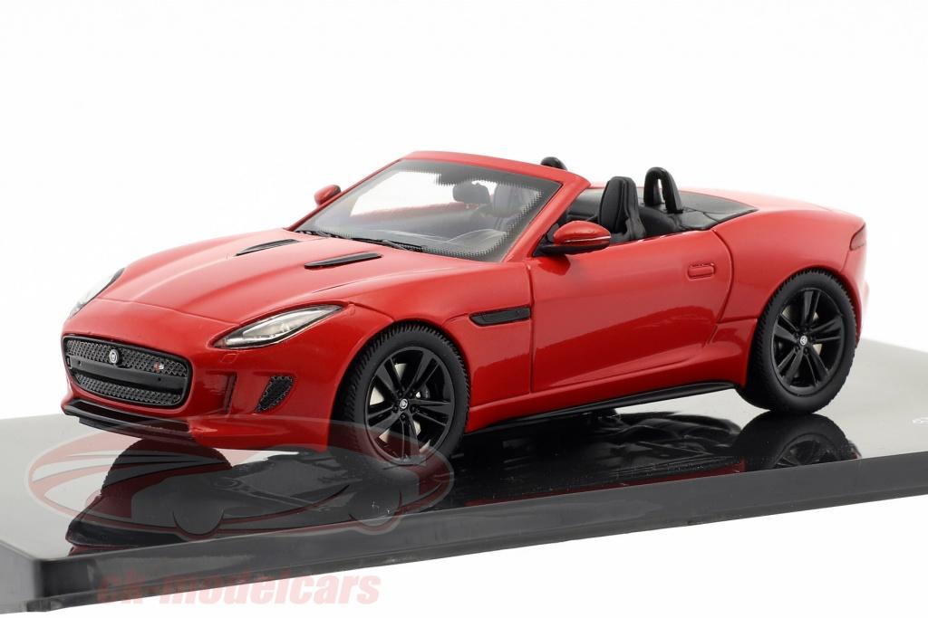 ixo-1-43-jaguar-f-type-v8-s-cabriolet-bouwjaar-2013-salsa-rood-50jdcaftv8r/