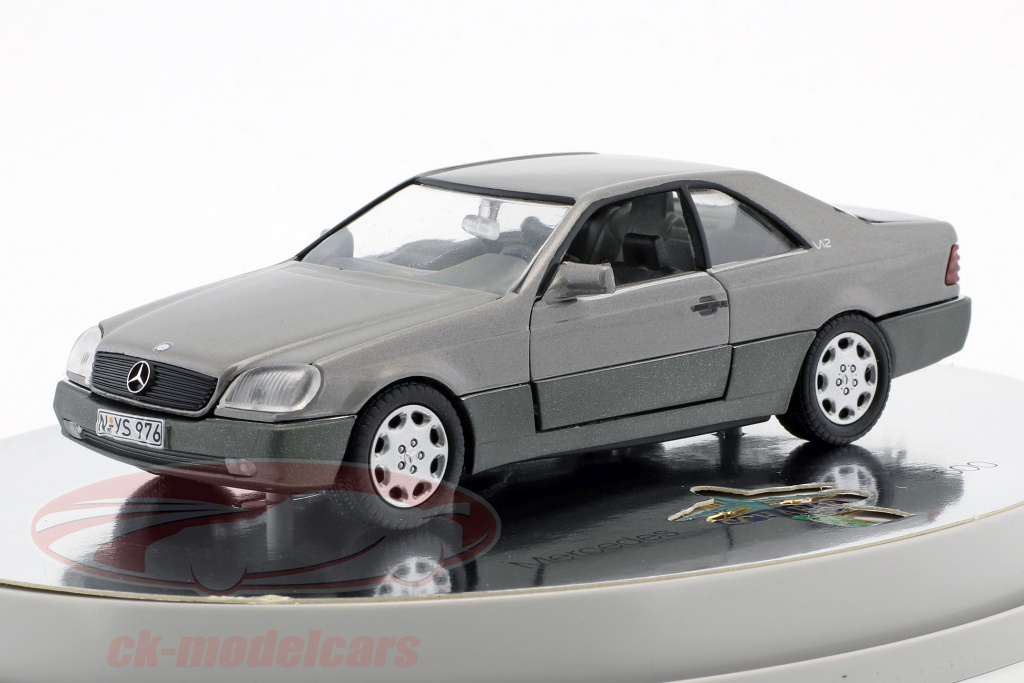 schabak-1-43-mercedes-benz-600-sec-coupe-c-140-opfrselsr-1992-1993-slv-metallisk-schabak600sec-1270/
