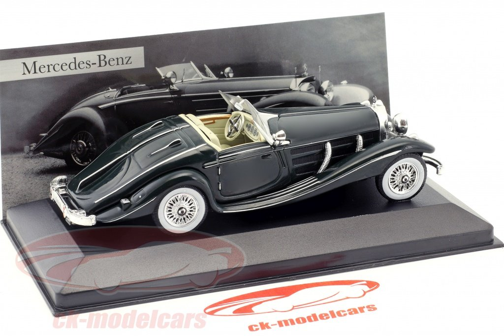 Altaya 1 43 Mercedes Benz 540 K Special Roadster W29 Construction