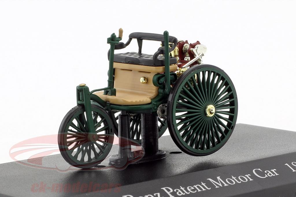 altaya-1-43-mercedes-benz-patent-vehculo-de-motor-ano-de-construccion-1886-verde-oscuro-ck919430-45/