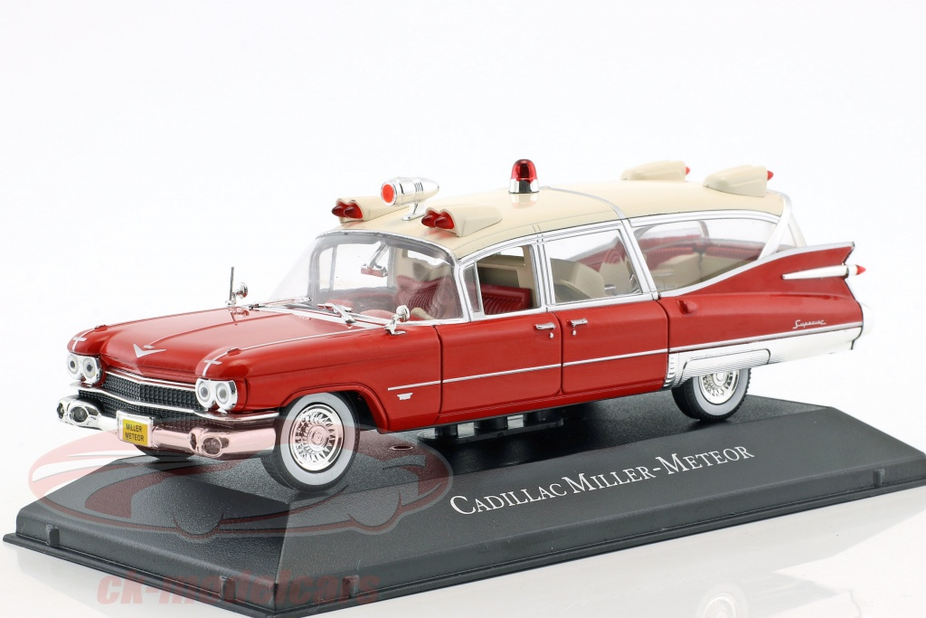 atlas-1-43-cadillac-miller-meteor-ambulance-with-stretcher-year-1959-red-white-mag-kx02-7495002/