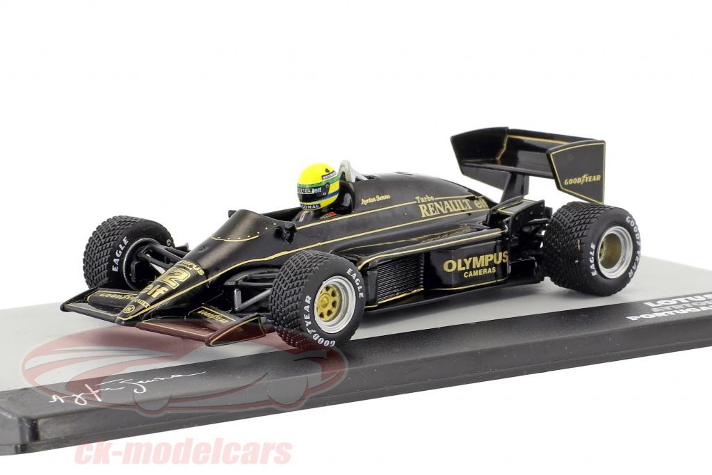 altaya-1-43-ayrton-senna-lotus-97t-no12-winnaar-portugal-gp-formule-1-1985-ck24485/