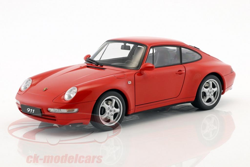 autoart-1-18-porsche-911-993-carrera-anno-1995-rosso-78132/