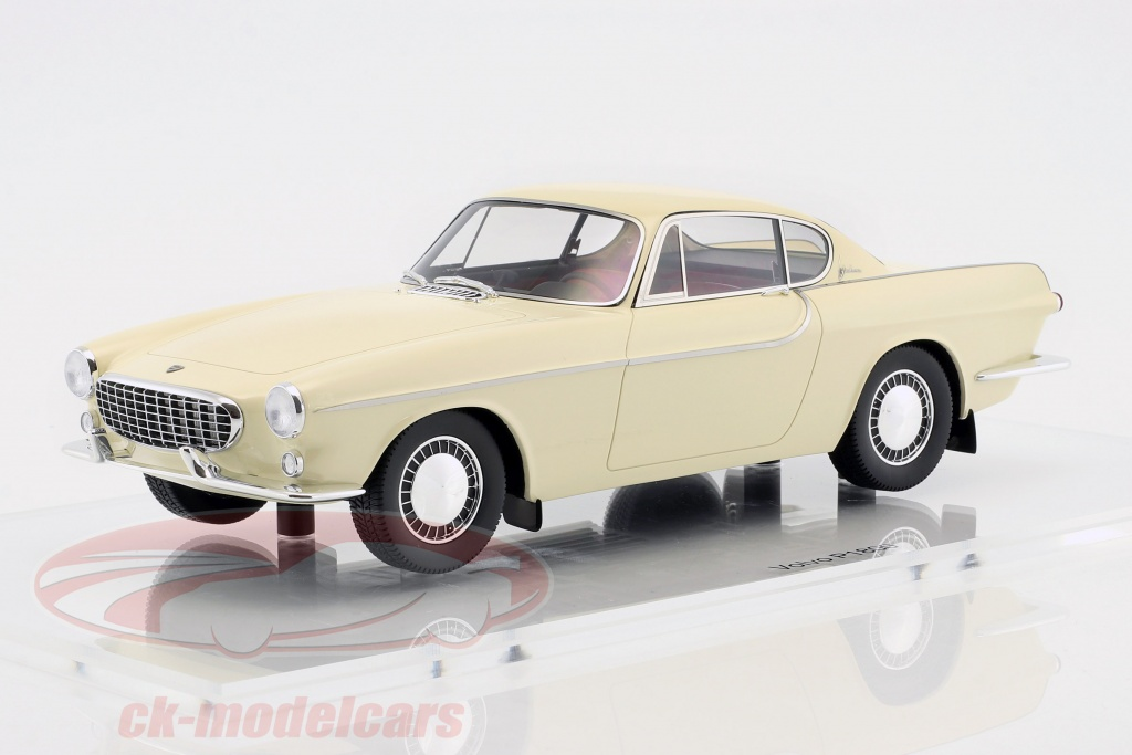 dna-collectibles-1-18-volvo-1800-bygget-i-1961-cremehvid-dna000012/