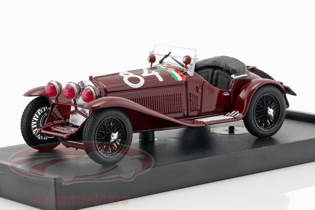 brumm-1-43-alfa-romeo-6c-1750-gs-no84-winner-mille-miglia-1930-nuvolari-guidotti-r389/