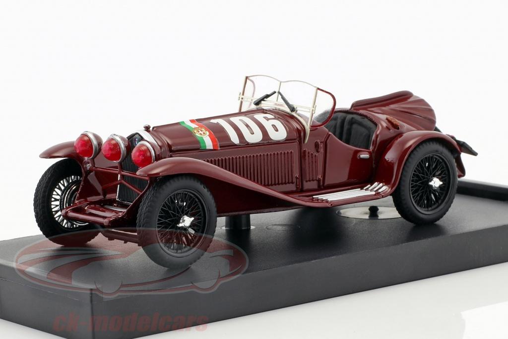 brumm-1-43-alfa-romeo-8c-2300-no106-vinder-mille-miglia-1932-borzacchini-bignami-r078/