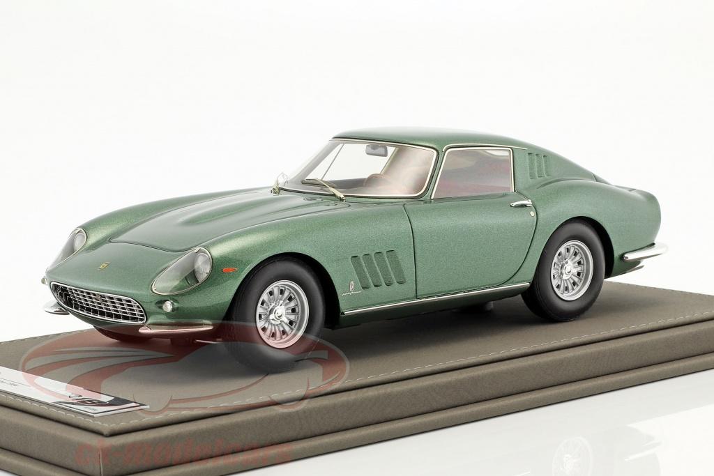 bbr-models-1-18-ferrari-275-gtb-s-n-06437-personal-car-battista-pininfarina-opfrselsr-1964-grn-metallisk-bbr1842/