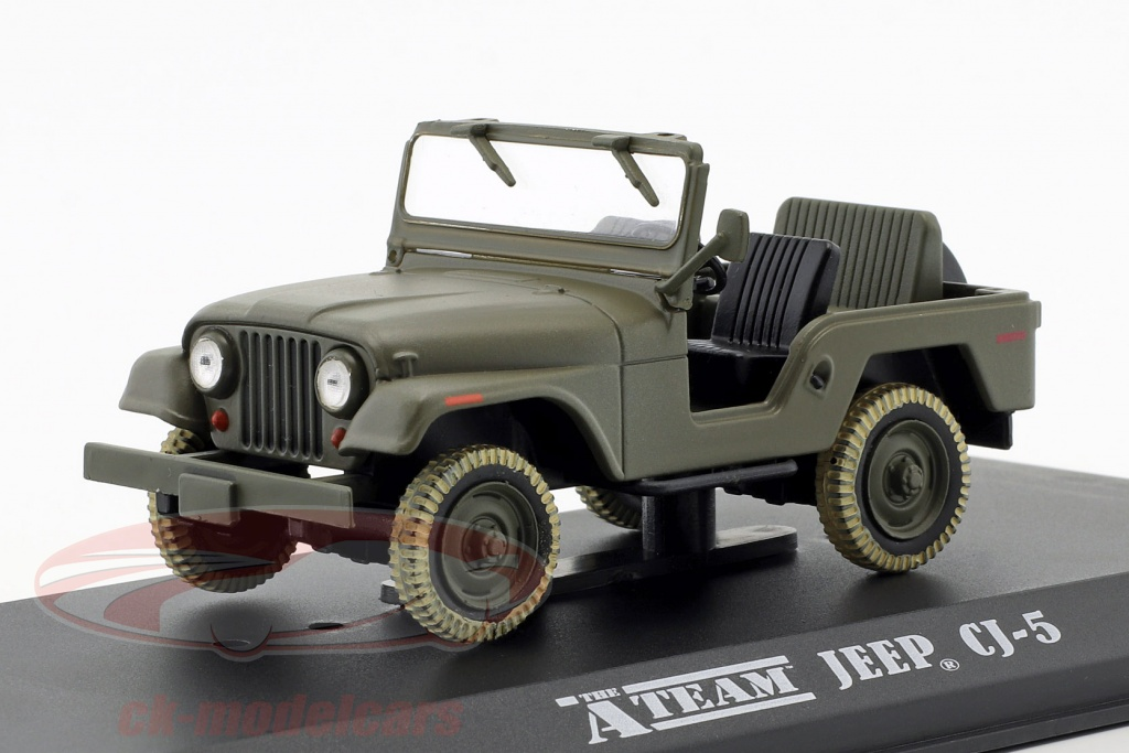 greenlight-1-43-jeep-cj-5-serie-tv-la-a-team-1983-87-army-vert-86526/