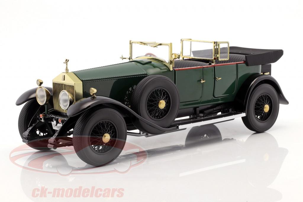 kyosho-1-18-rolls-royce-phantom-i-conversvel-ano-de-construcao-1926-verde-08931g/