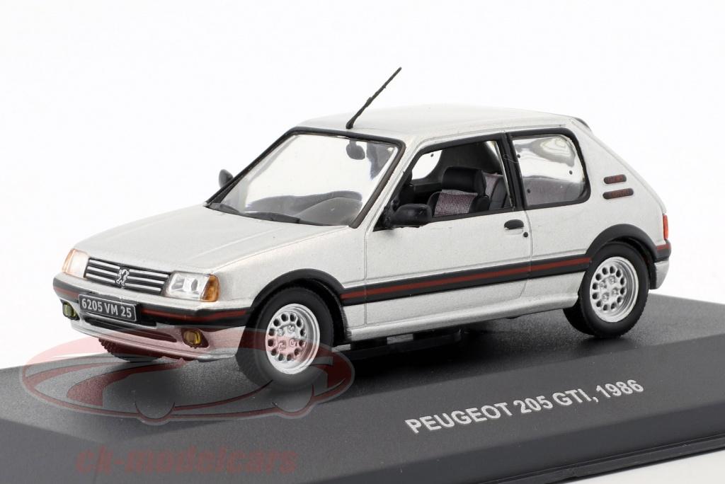 solido-1-43-peugeot-205-gti-16-l-year-1986-silver-metallic-s4303600/