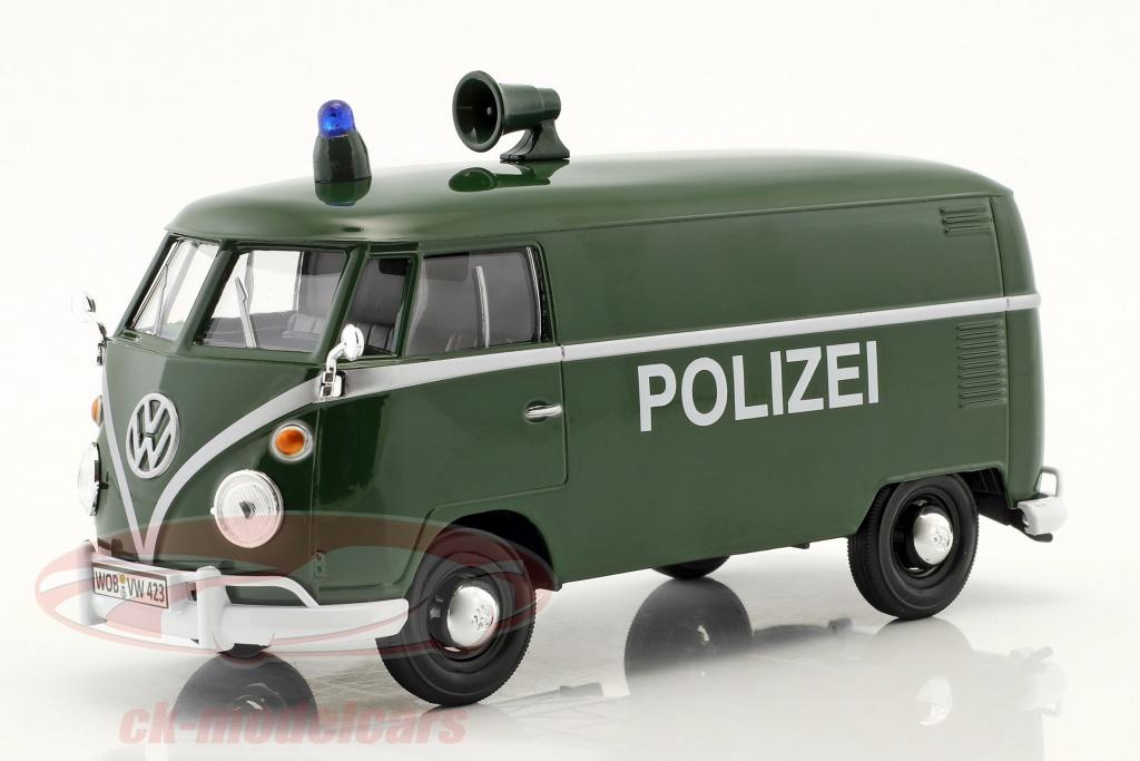 motormax-1-24-volkswagen-vw-type-2-t1-van-police-green-79574/