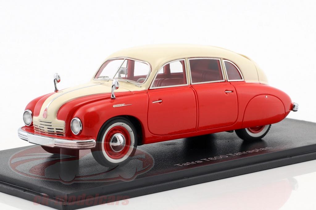 neo-1-43-tatra-t600-tatraplan-annee-de-construction-1948-rouge-creme-blanc-neo46162/