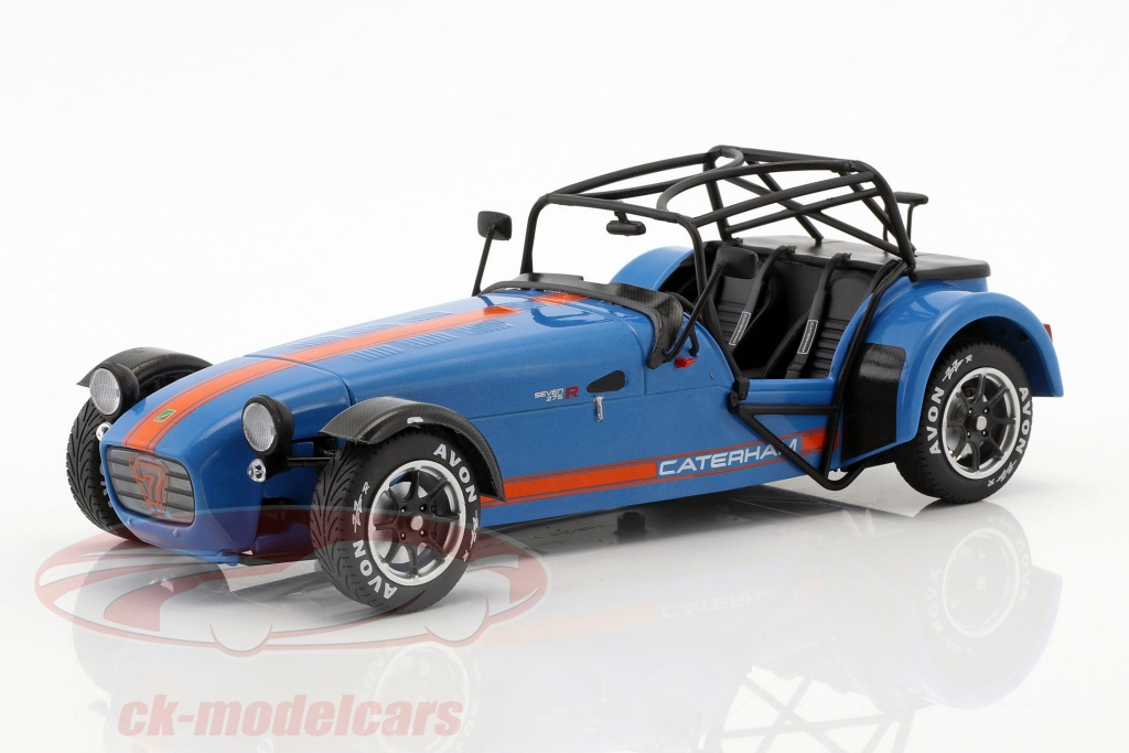 solido-1-18-caterham-seven-275r-year-2014-blue-orange-s1801802/