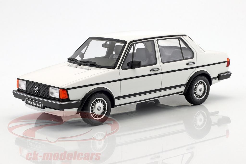 ottomobile-1-18-volkswagen-vw-jetta-mk1-gli-opfrselsr-1983-alpine-hvid-ot291/