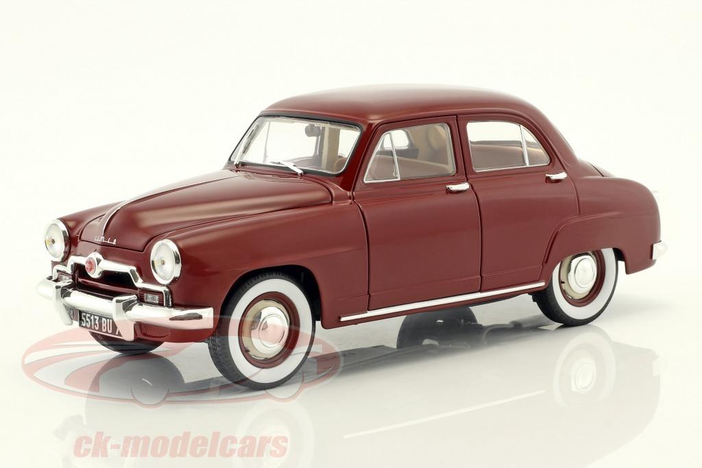 norev-1-18-simca-9-aronde-annee-de-construction-1953-amarante-rouge-185742/