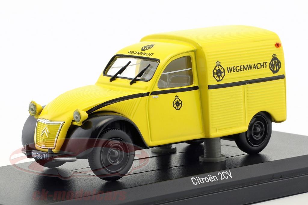norev-1-43-citroen-2cv-azu-wegenwacht-opfrselsr-1959-gul-151413/