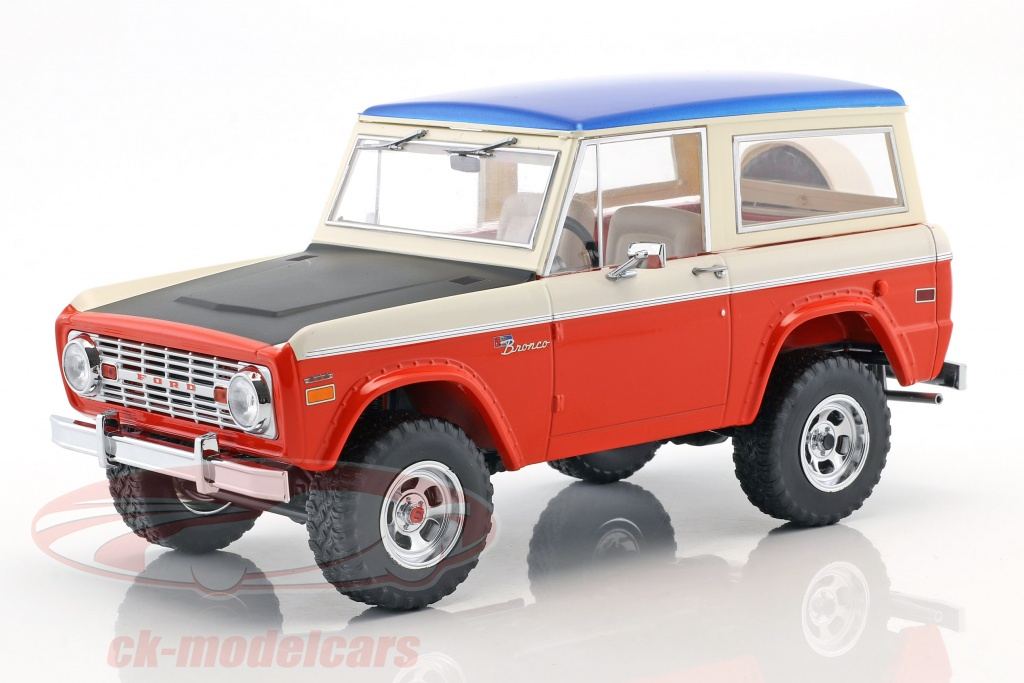gmp-1-18-ford-baja-bronco-with-removable-top-year-1971-red-white-blue-black-51173/