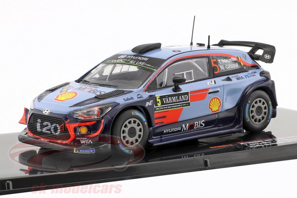 ixo-1-43-hyundai-i20-wrc-no5-gagnant-rallye-suede-2018-neuville-gilsoul-ram673/