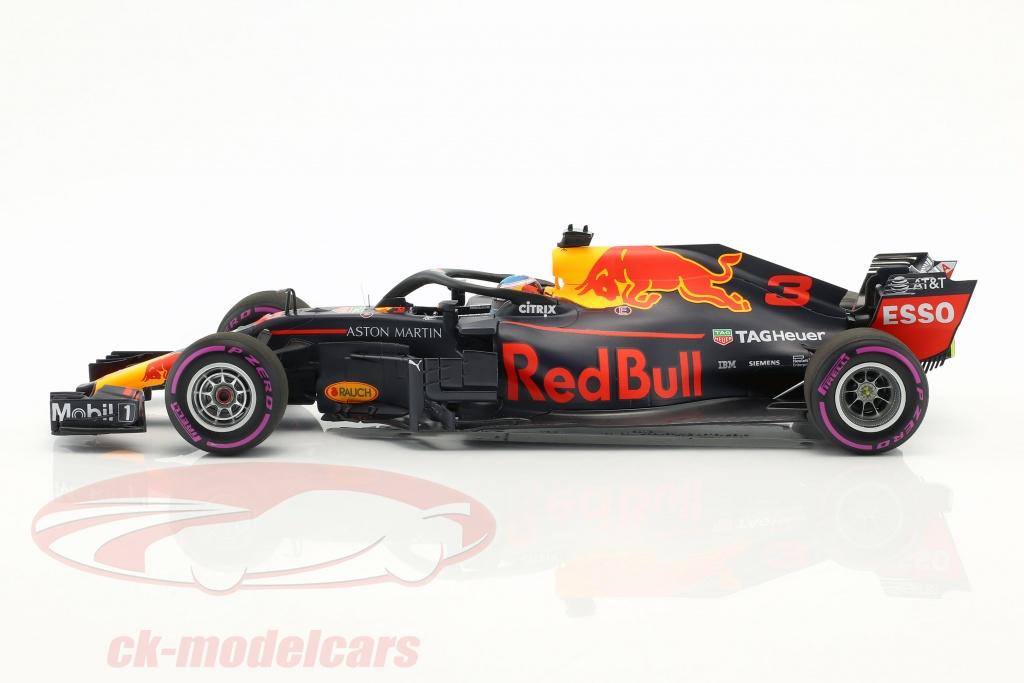 55777fa943b Daniel Ricciardo Red Bull Racing RB14  3 Winner monaco GP formula 1 2018 1