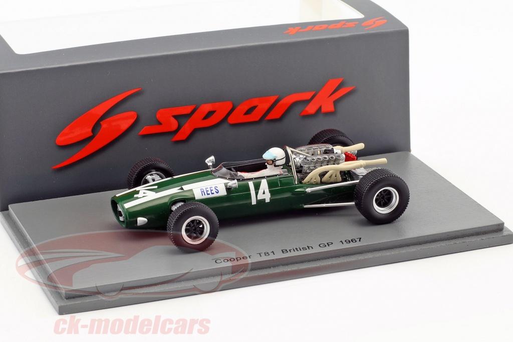 spark-1-43-alan-rees-cooper-t81-no14-gran-bretagna-gp-formula-1-1967-s5294/