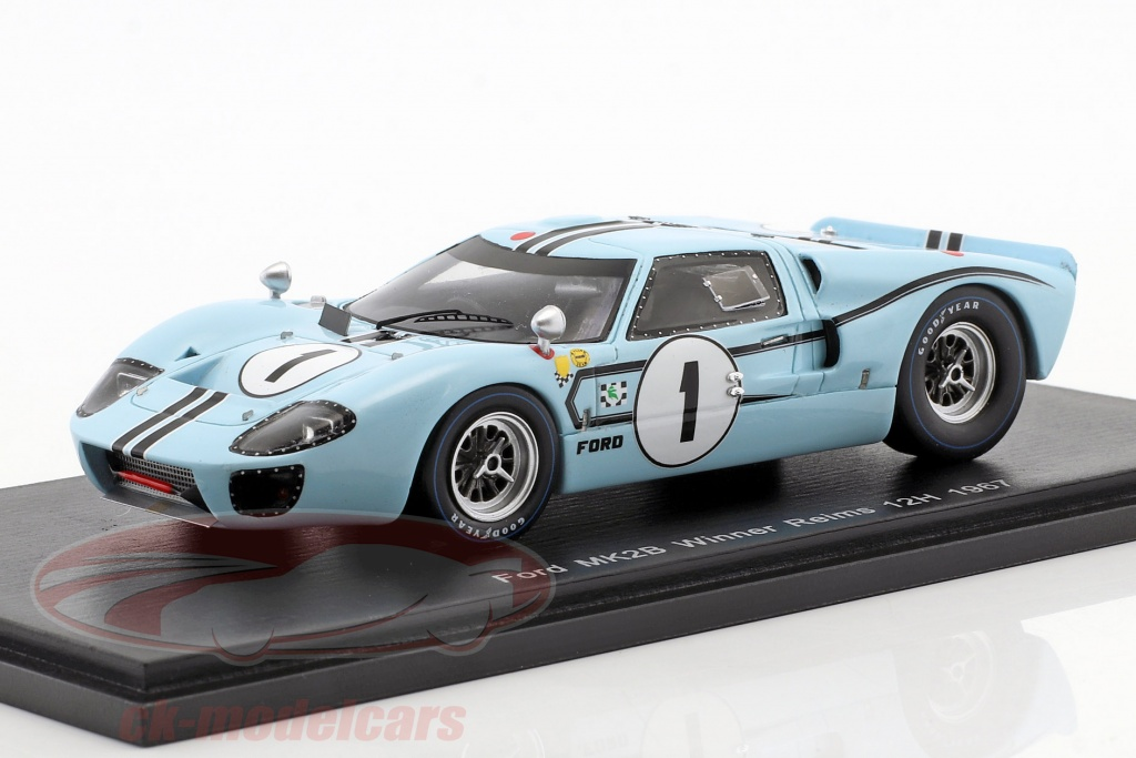 spark-1-43-ford-mk-ii-b-no1-vinder-12h-reims-1967-ligier-schlesser-s5188/