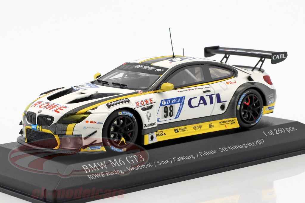minichamps-1-43-bmw-m6-gt3-no98-2nd-24h-nuerburgring-2017-palttala-catsburg-sims-westbrook-437172698/