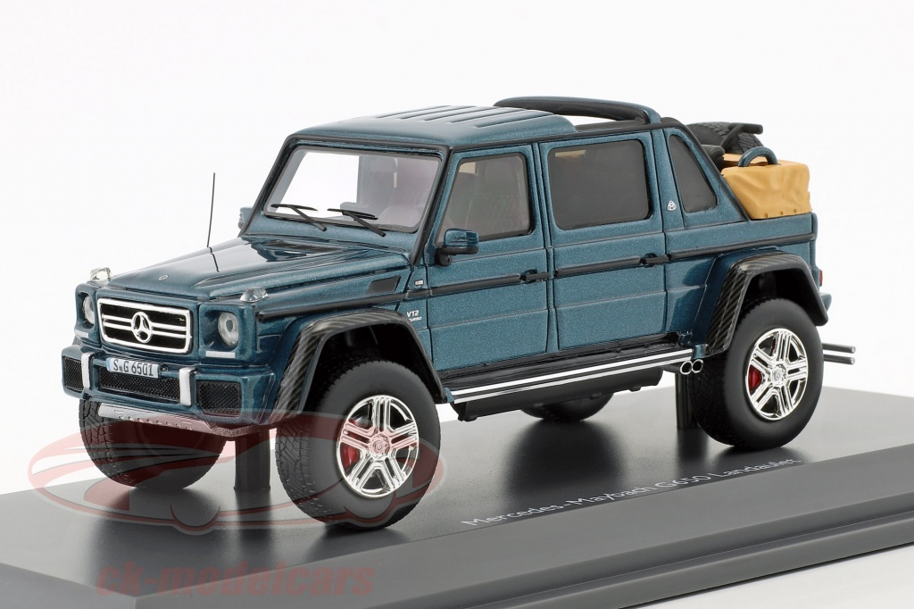schuco-1-43-mercedes-benz-maybach-g650-landaulet-blue-metallic-450900400/