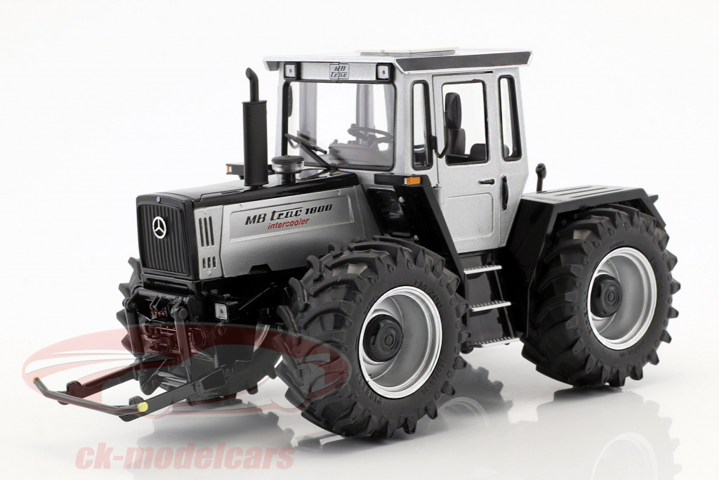 schuco-1-32-mercedes-benz-trac-1800-intercooler-traktor-slv-sort-450760700/