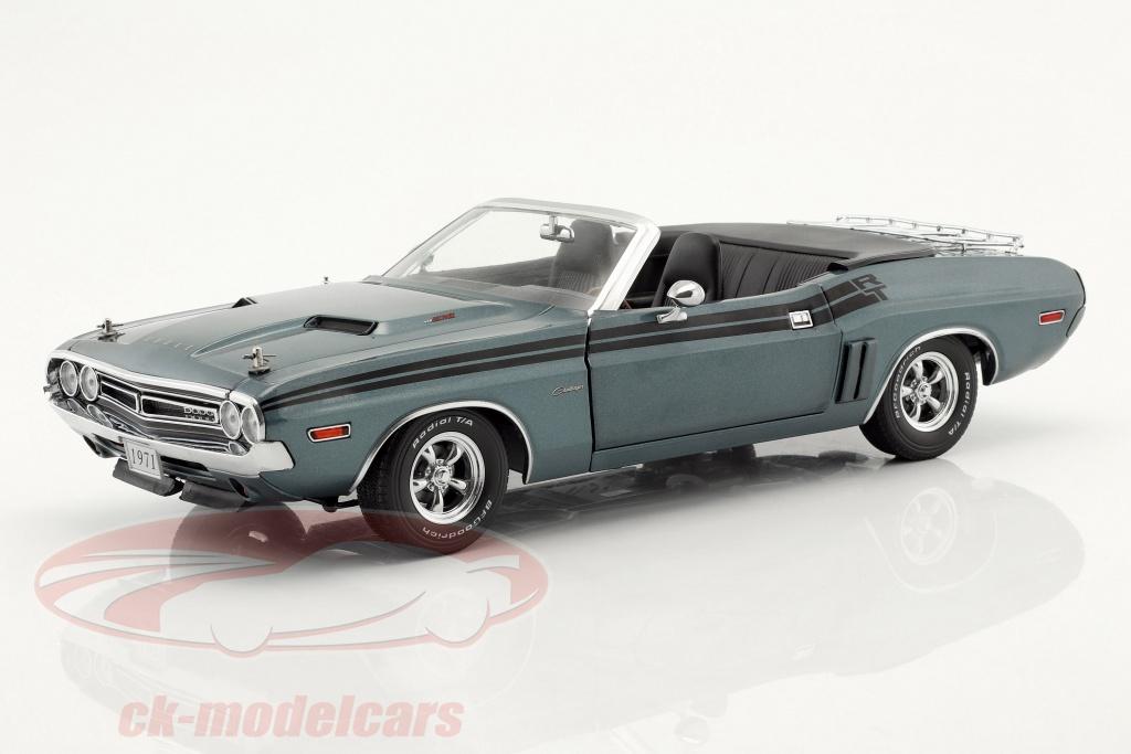 greenlight-1-18-dodge-challenger-r-t-convertible-annee-de-construction-1971-gris-bleu-metallique-13528/