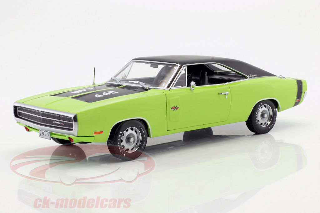 greenlight-1-18-dodge-charger-r-t-se-annee-de-construction-1970-sublime-vert-13529/