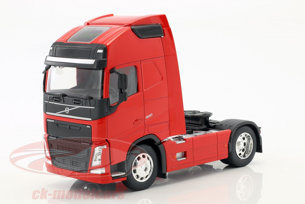welly-1-32-volvo-fh-4x2-tracteur-annee-de-construction-2016-rouge-32690sr/