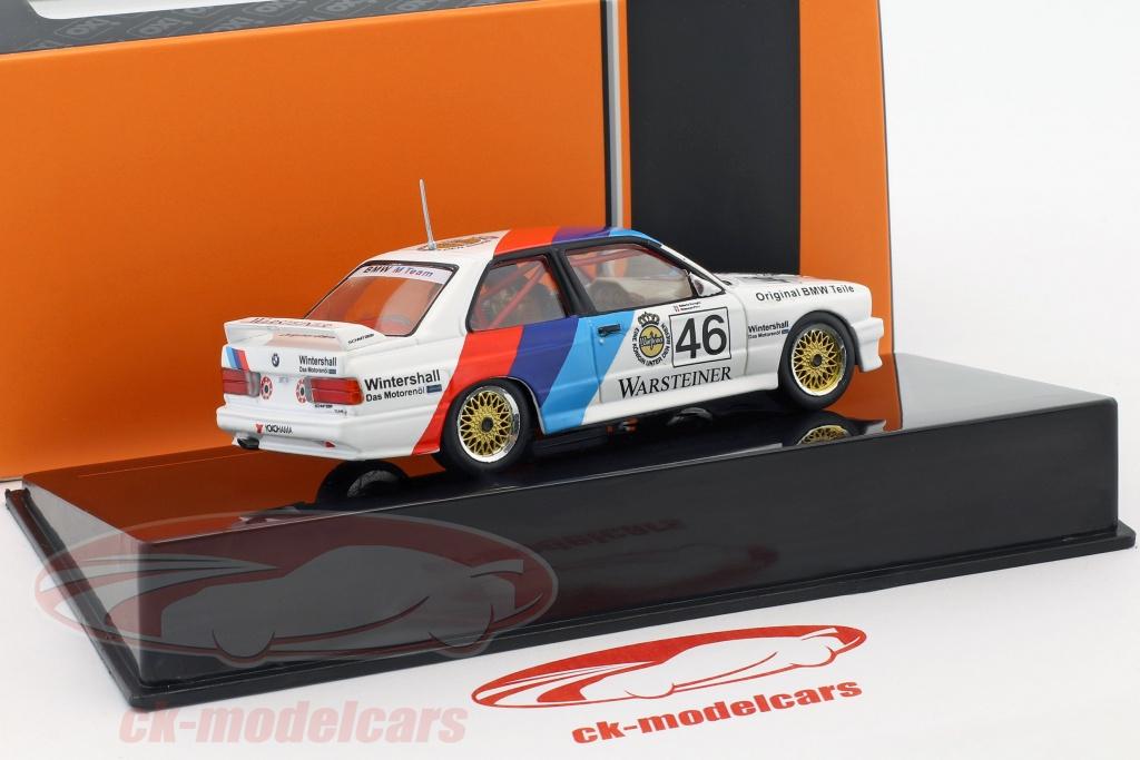E30 #11 W.Hoy  BTCC Champion 1991 BMW M3 IXO//Atlas  1:43