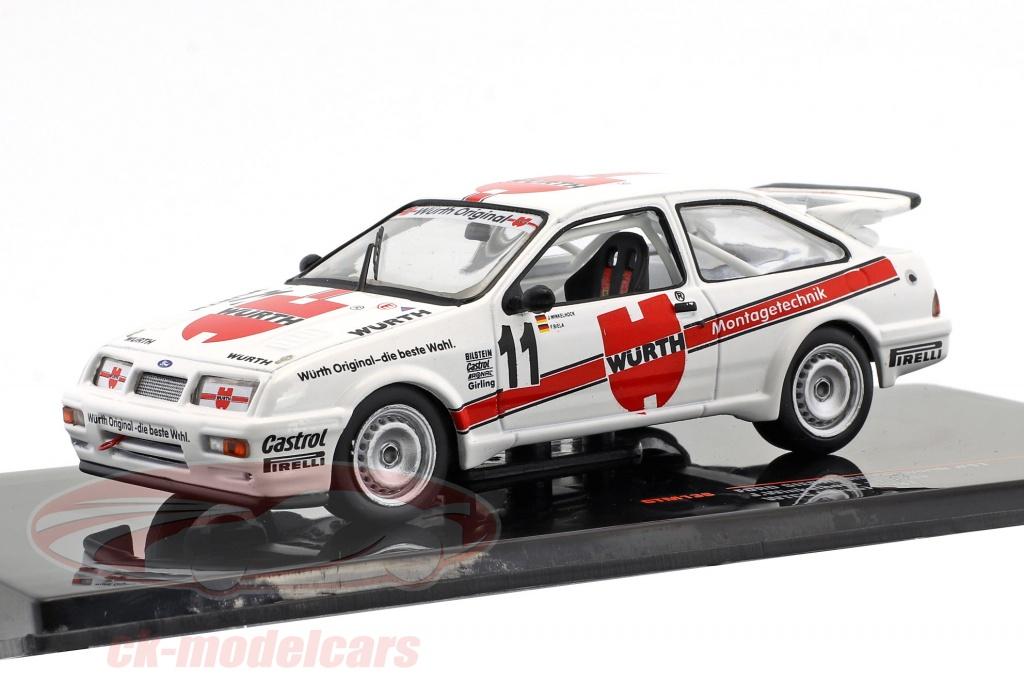 ixo-1-43-ford-sierra-rs-cosworth-no11-brno-gp-wtcc-1987-winkelhock-biela-gtm138/