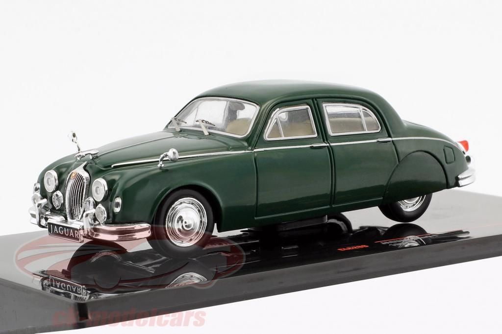 ixo-1-43-jaguar-mark-i-baujahr-1957-dunkelgruen-clc288/