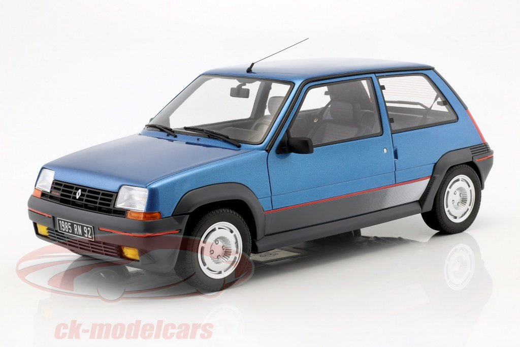 gt-spirit-1-12-renault-super-5-gt-turbo-mk1-year-1986-light-blue-ottomobile-g035/