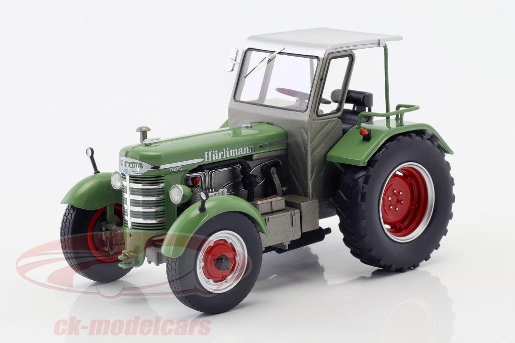 schuco-1-32-huerlimann-d-200-s-com-cabine-verde-450904400/