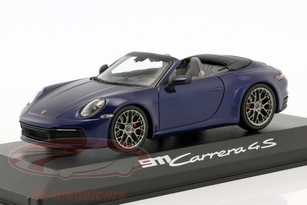 minichamps-1-43-porsche-911-992-carrera-4s-cabriole-ano-de-construccion-2019-azul-genciana-wap-020-173-0k/