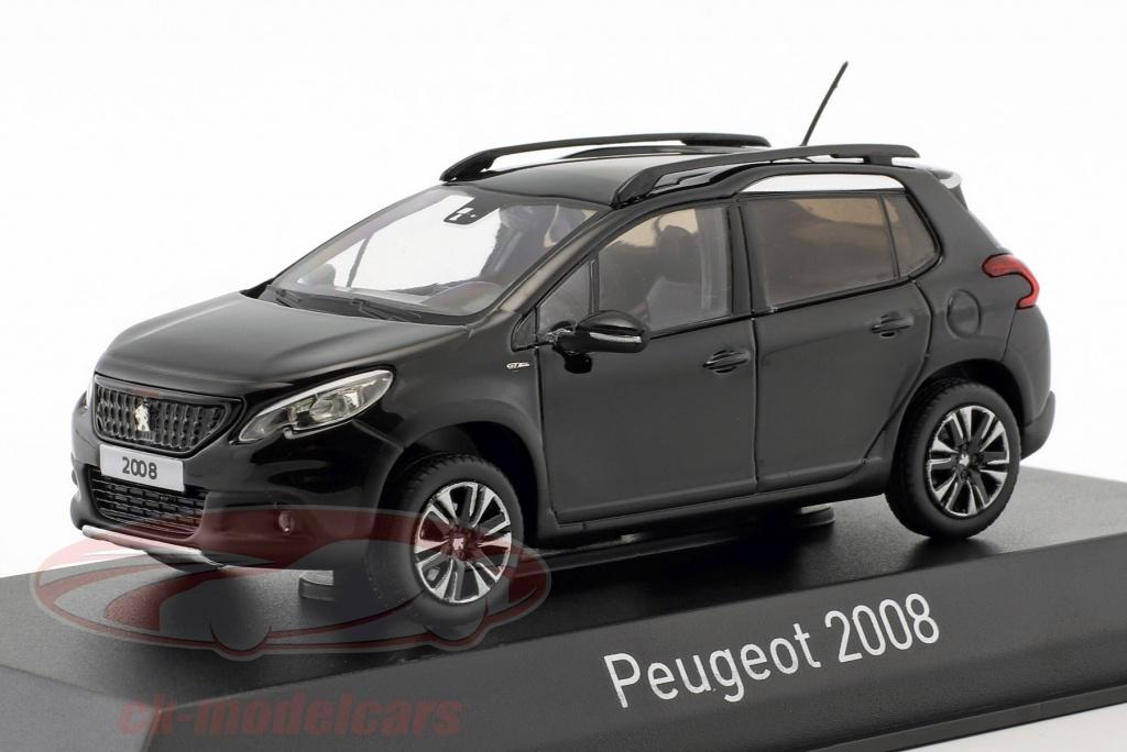 norev-1-43-peugeot-2008-gt-line-ano-de-construccion-2016-perla-nera-negro-479849/