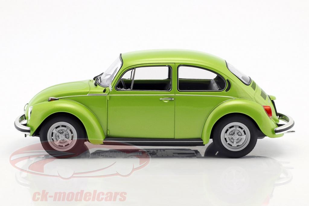 Volkswagen VW 1303 1972 Green metallic 1//18 NOREV 188523