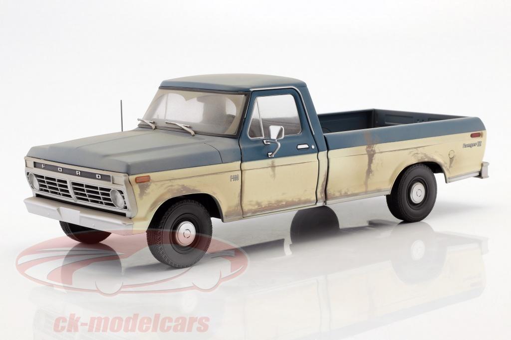 greenlight-1-18-ford-f-100-pick-up-anno-di-costruzione-1973-serie-tv-the-walking-dead-dal-2010-12956/