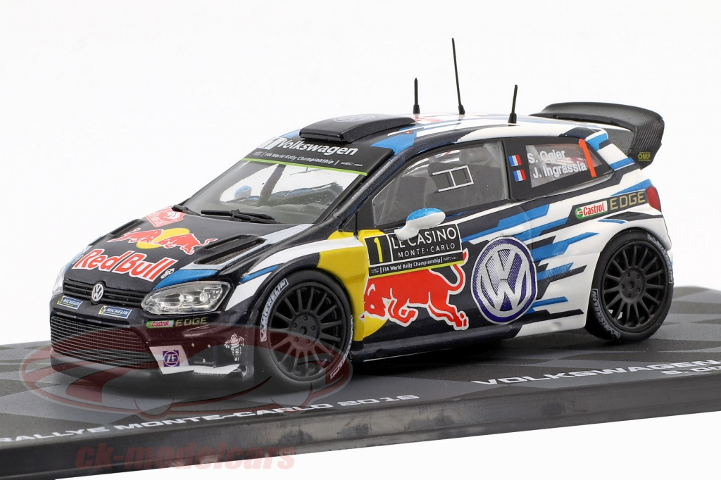 altaya-1-43-volkswagen-vw-polo-r-wrc-no1-gagnant-rallye-monte-carlo-2016-ogier-ingrassia-magravwpolo2016/