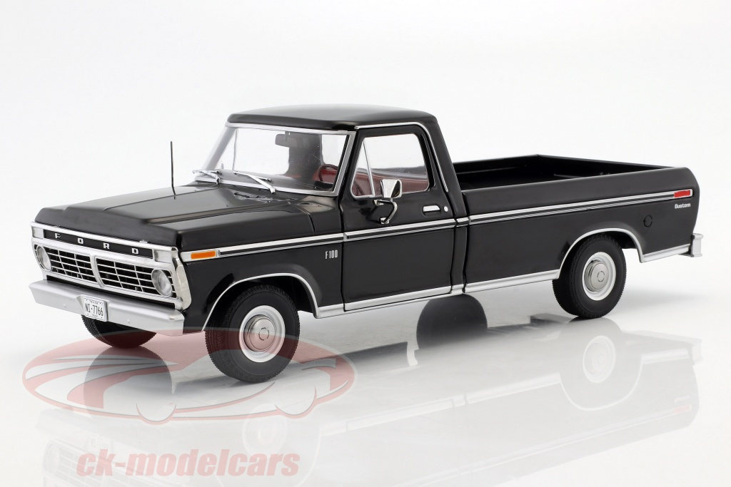 greenlight-1-18-ford-f-100-pick-up-opfrselsr-1973-sort-12963/