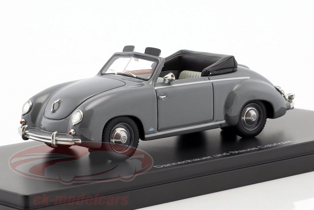 neo-1-43-volkswagen-vw-dannenhauer-und-stauss-cabriolet-anno-di-costruzione-1951-grigio-neo47325/
