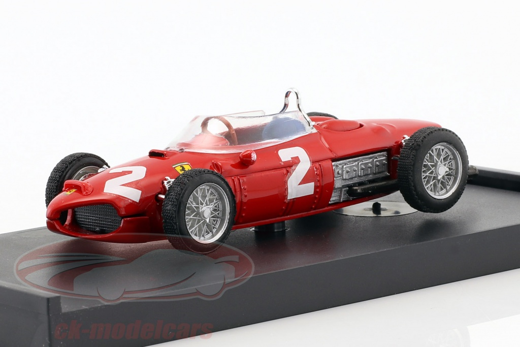 brumm-1-43-phil-hill-ferrari-156-f1-no2-mundo-campeon-italia-gp-formula-1-1961-r639/