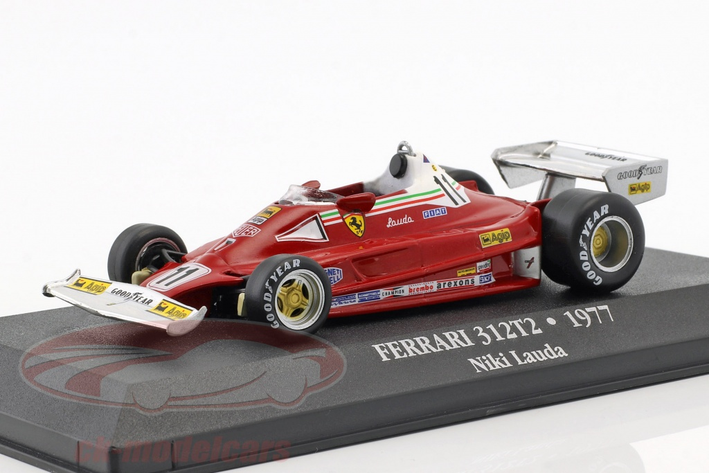 atlas-1-43-niki-lauda-ferrari-312t2-no11-campione-del-mondo-formula-1-1977-mag-jh11-7174011/