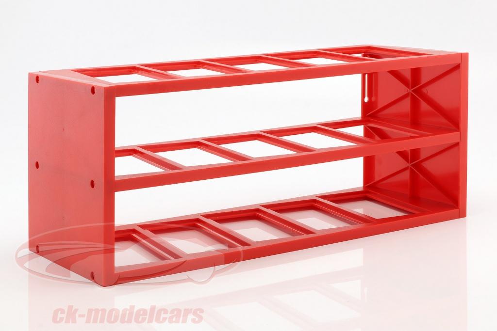 kunststoff-vitrine-fuer-bis-zu-15-ferrari-f1-modelle-im-massstab-1-43-rot-atlas-7174982/