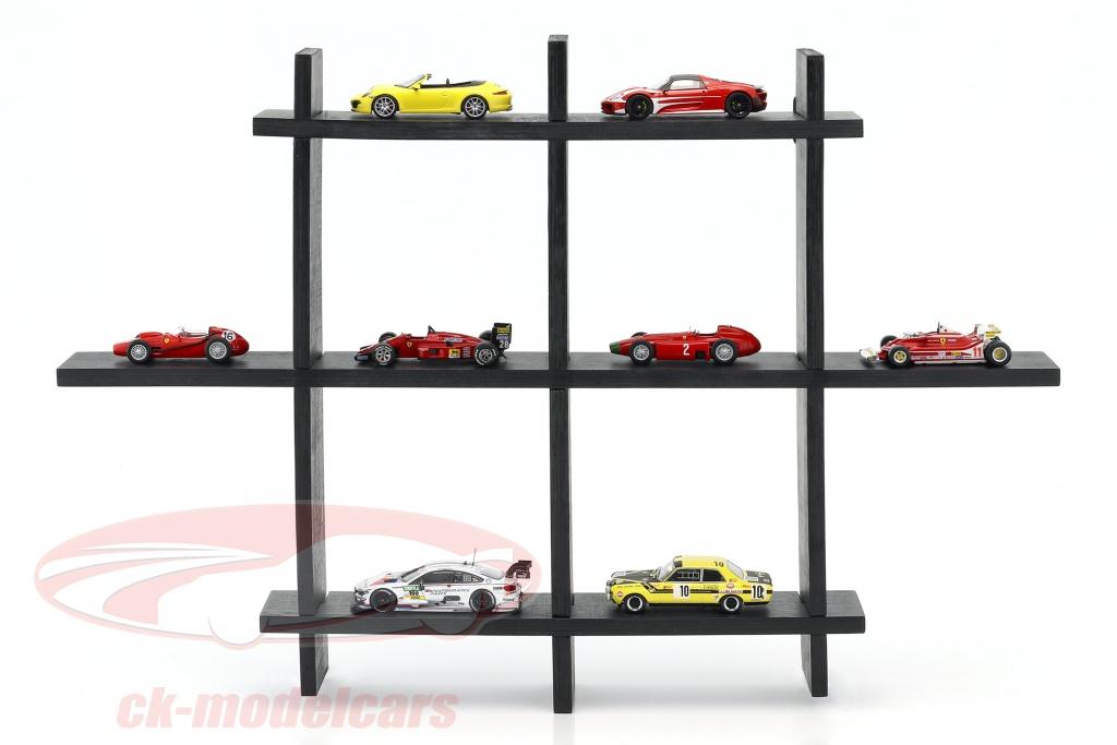 haut-qualite-en-bois-etagere-pour-voitures-de-modele-et-miniatures-brun-fonce-1-43-atlas-3950003/