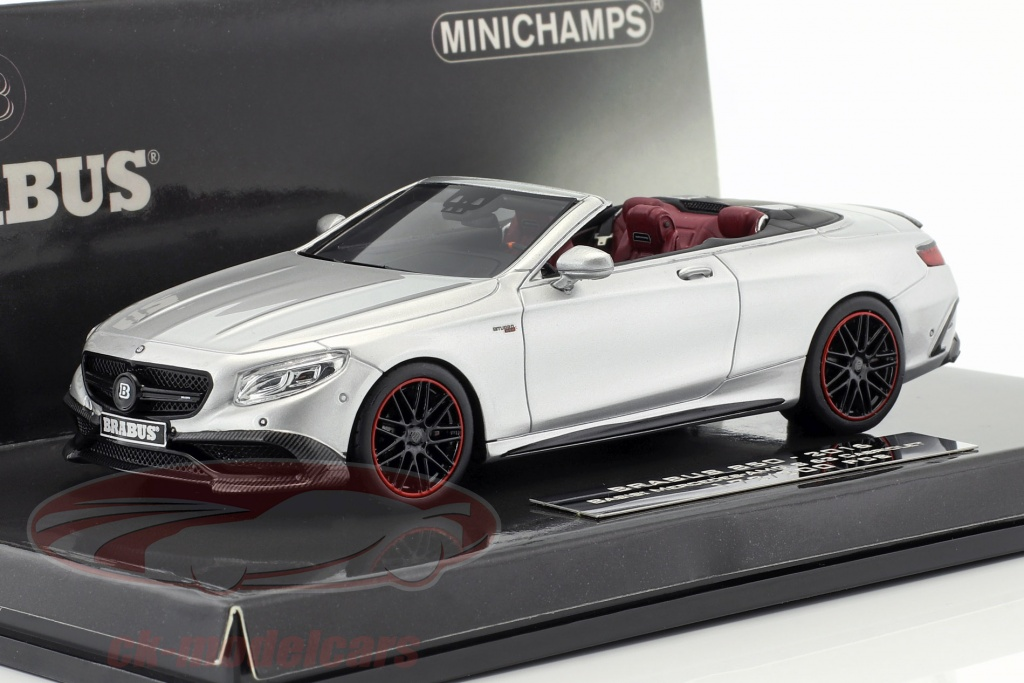 minichamps-1-43-brabus-850-based-on-mercedes-benz-amg-s63-cabriolet-year-2016-silver-437034232/