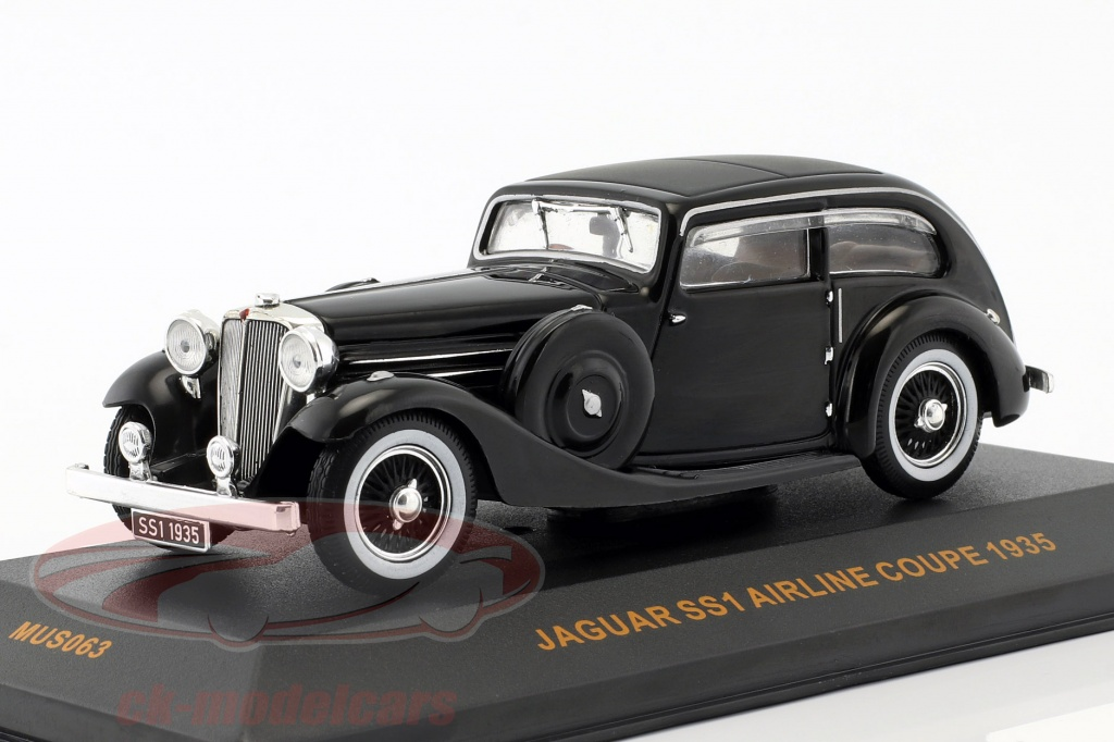 ixo-1-43-jaguar-ss-airline-coupe-bouwjaar-1935-zwart-mus063/